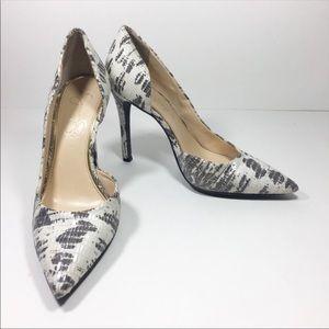 "Jessica Simpson heels""• 4.5"" heel • size 8.5 •EUC"